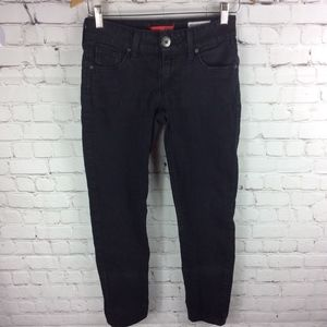 Guess Jeans - Guess Emma Fit Mid-Rise Ankle Skinny Jeans Size 27